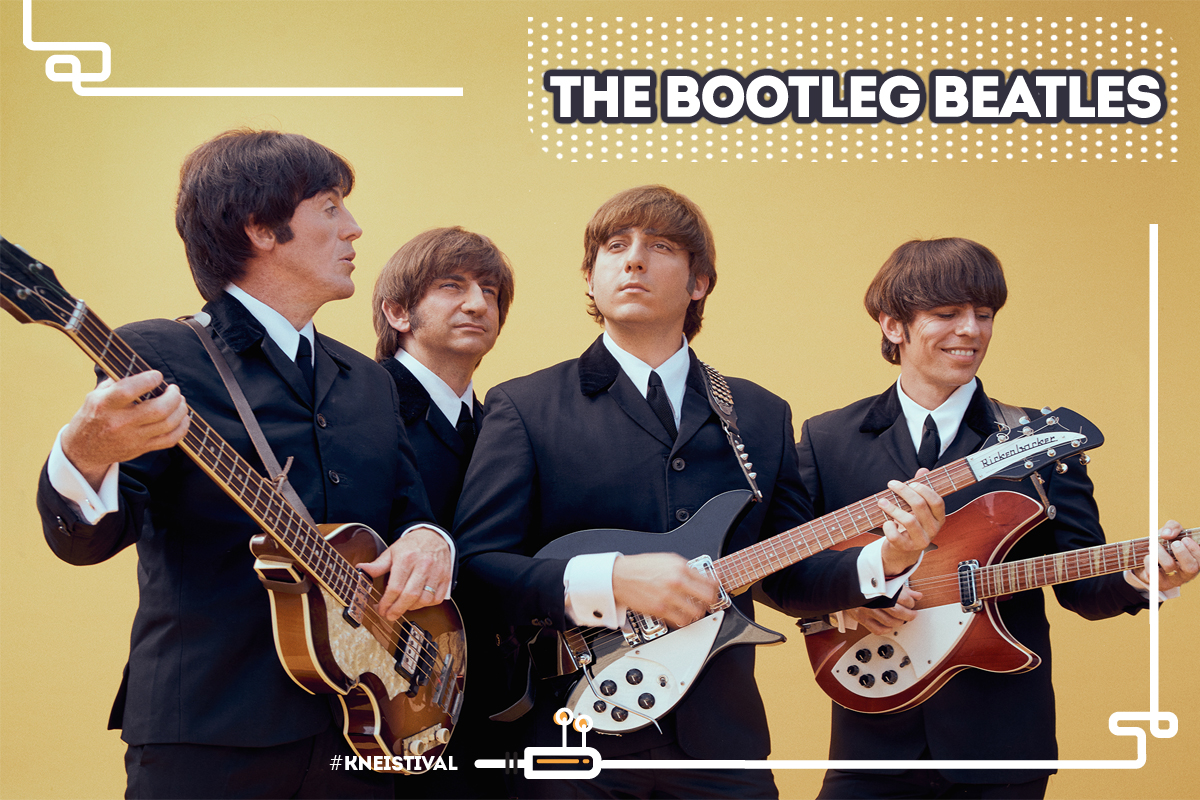 The Bootleg Beatles