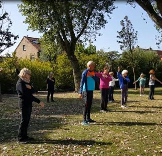 Qigong beginners / Paul Vandecruys - 1 sep