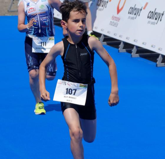 nm Start to Triatlon