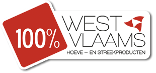 logo 100 procent West-Vlaams