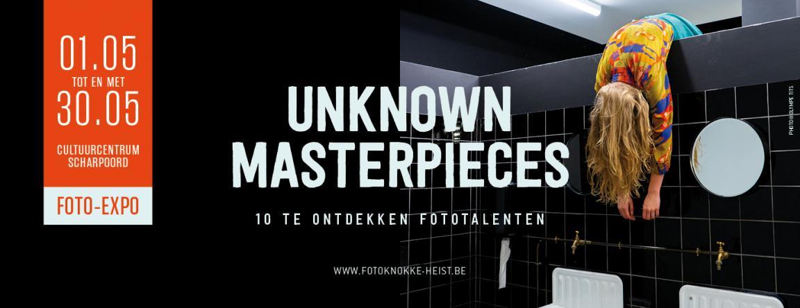 Unknown Masterpieces Knokke-Heist