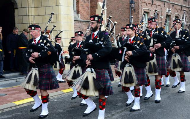 For Freedom Pipes & Drums