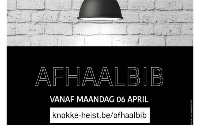afhaalbib poster