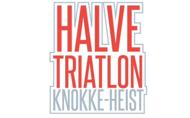 halve triatlon - logo