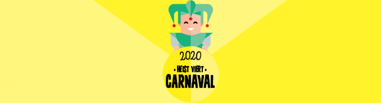 Banner Heist viert carnaval