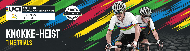 WK  wielrennen 2021 Knokke-Heist