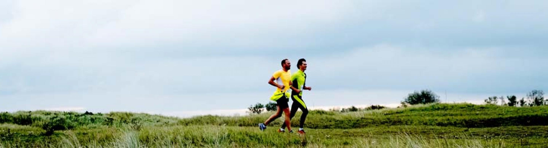 visual Trail Run