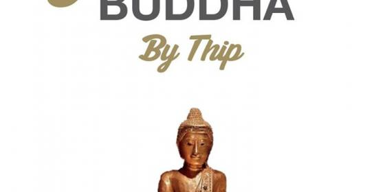 Logo: Golden Buddha By Thip